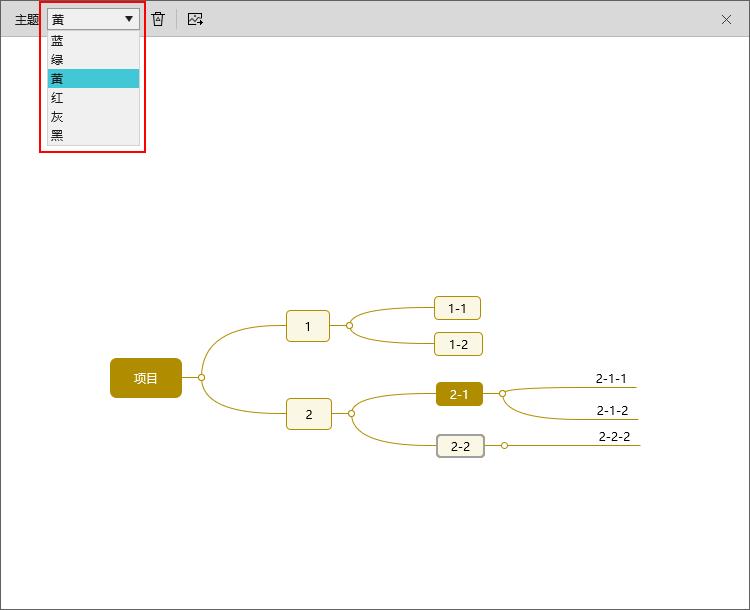 3-脑图编辑模式.png