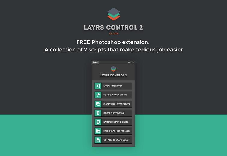 利用Layrs Control 2 高效管理图层