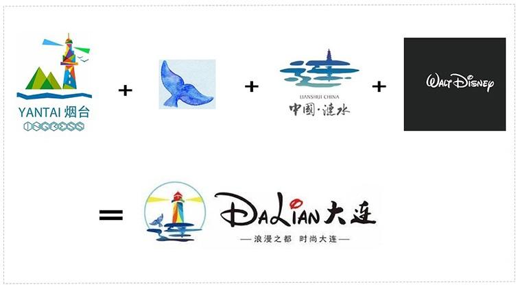 大连logo 2