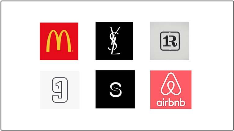 首字母logo
