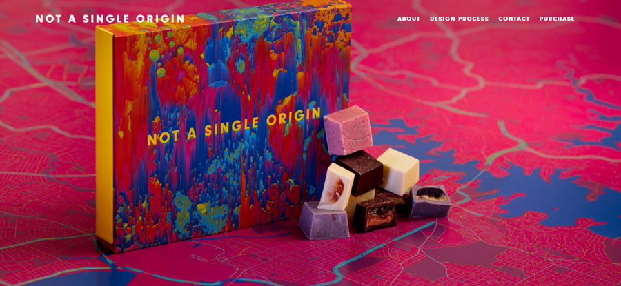 Not a Single Origin Chocolate Website