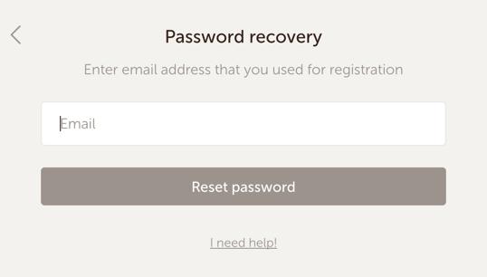 """登录表单设计,添加""""忘记密码""""选项"""