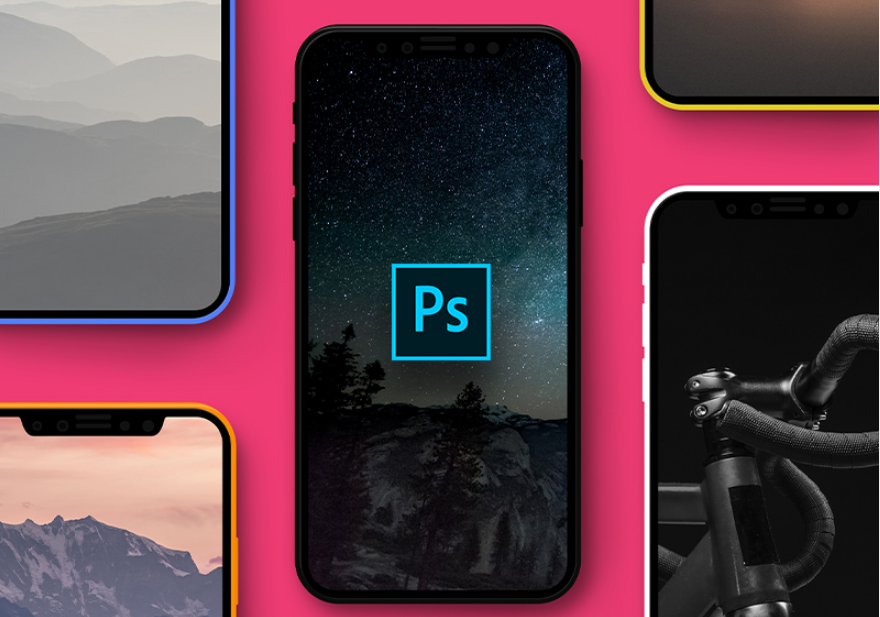 Day #91 - iPhone X Mockup PSD Freebie