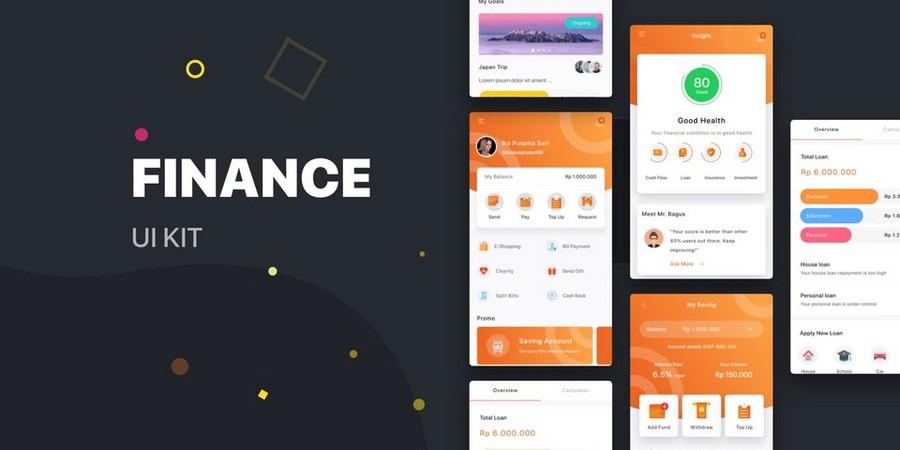 Finance - 财务服务App