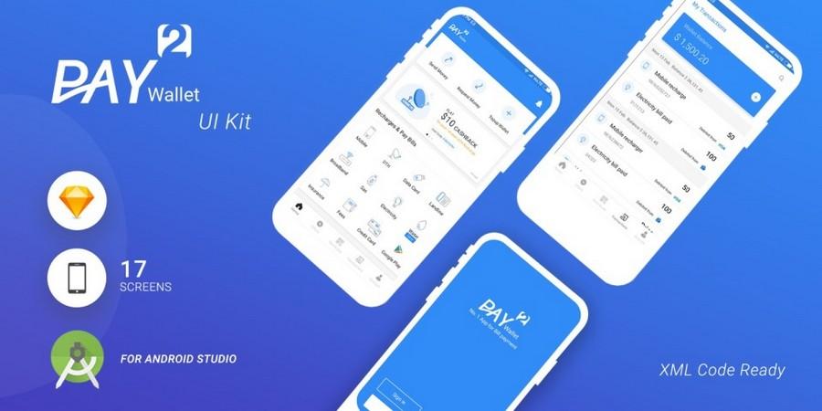 Pay2Wallet - 在线支付App