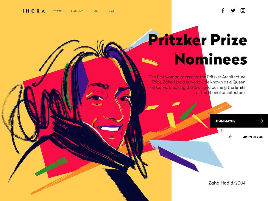 Architecture Magazine Website