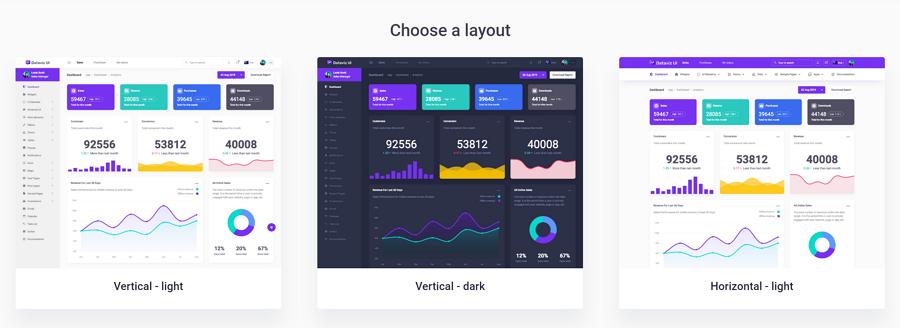 Datavizui-bootstrap-admin-dashboard-template
