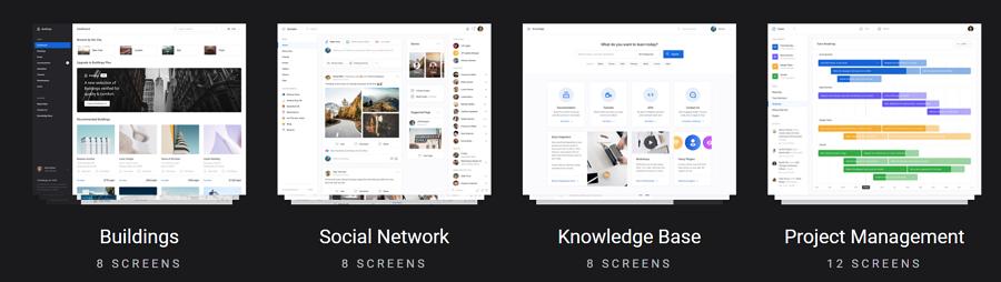 Dashboard UI Kit 3.0