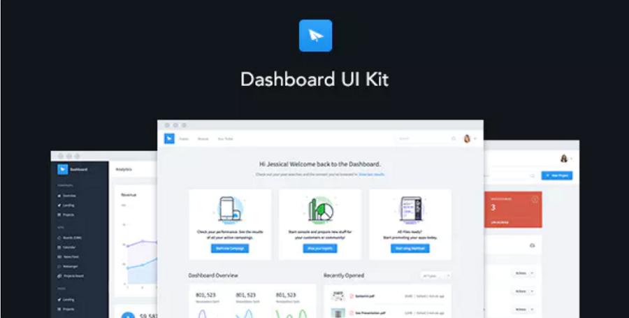 Dashboard-ui-kit-admin
