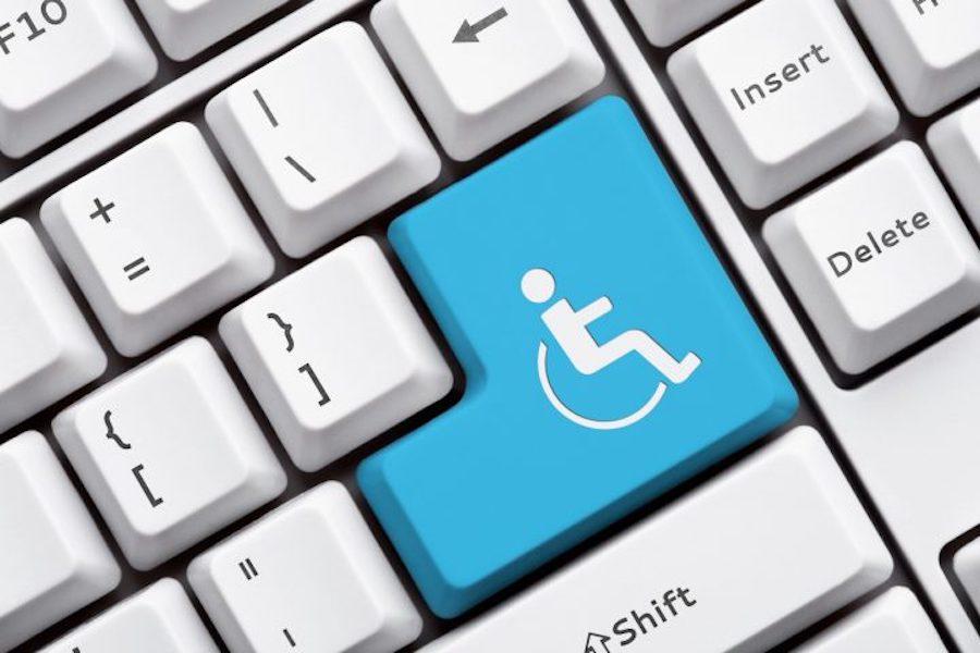残障用户键盘