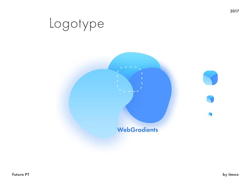 Web Gradients Logotype