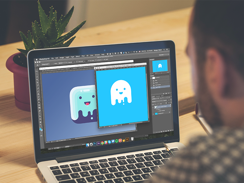 Saily App的吉祥物设计流程