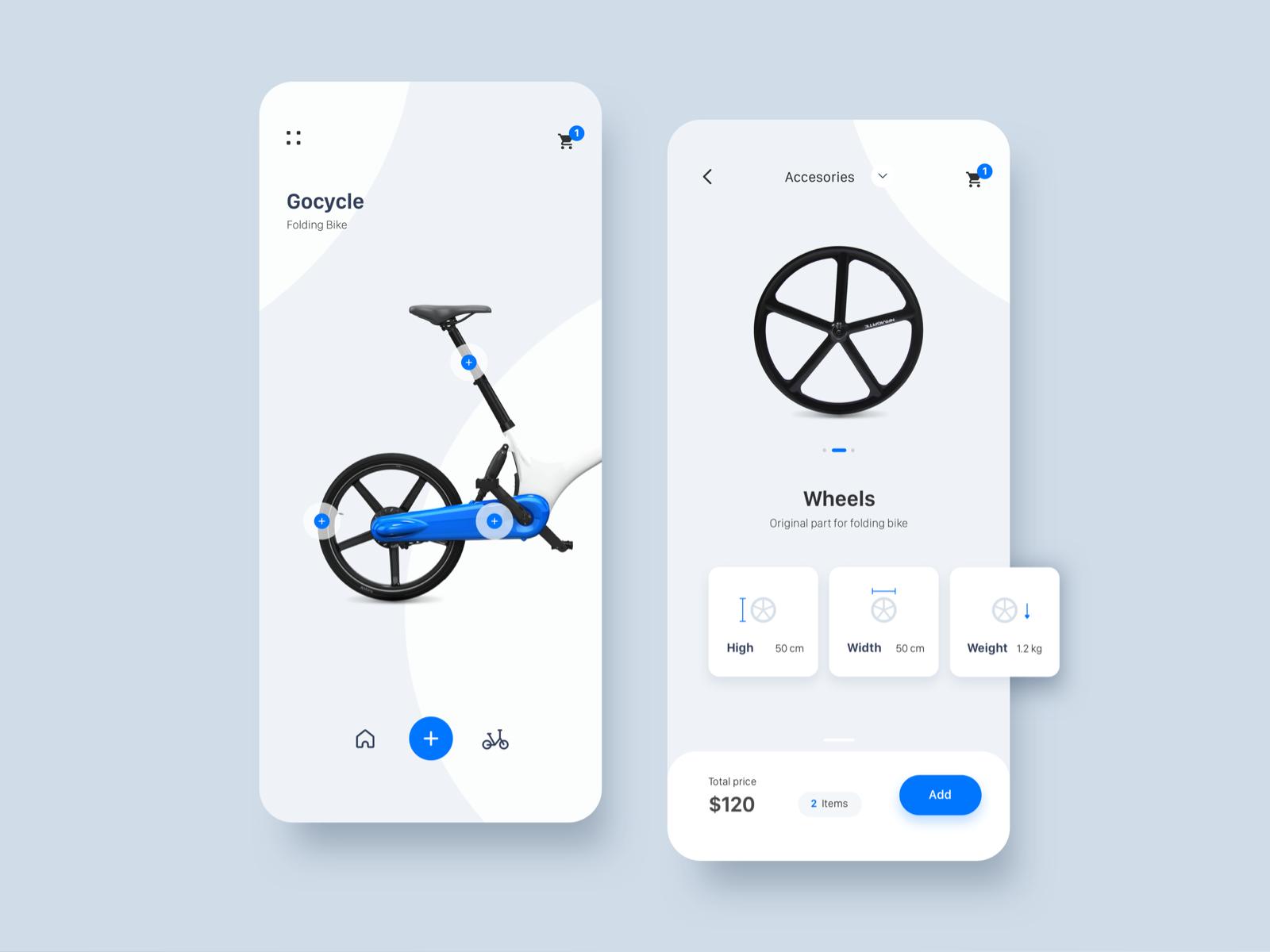 Bike Store App