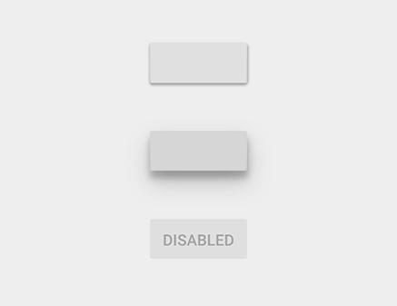 按钮的三种常见状态设计