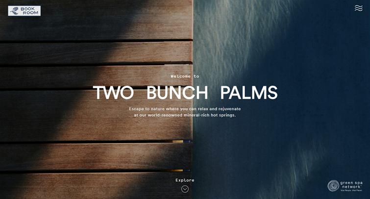 极简主义网页设计