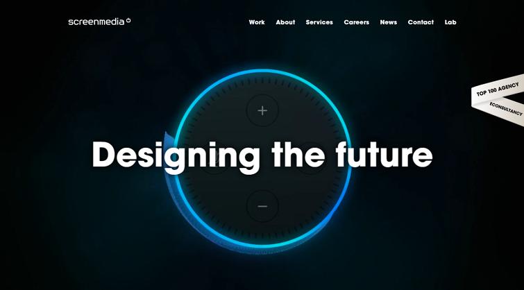 深色模式网页设计