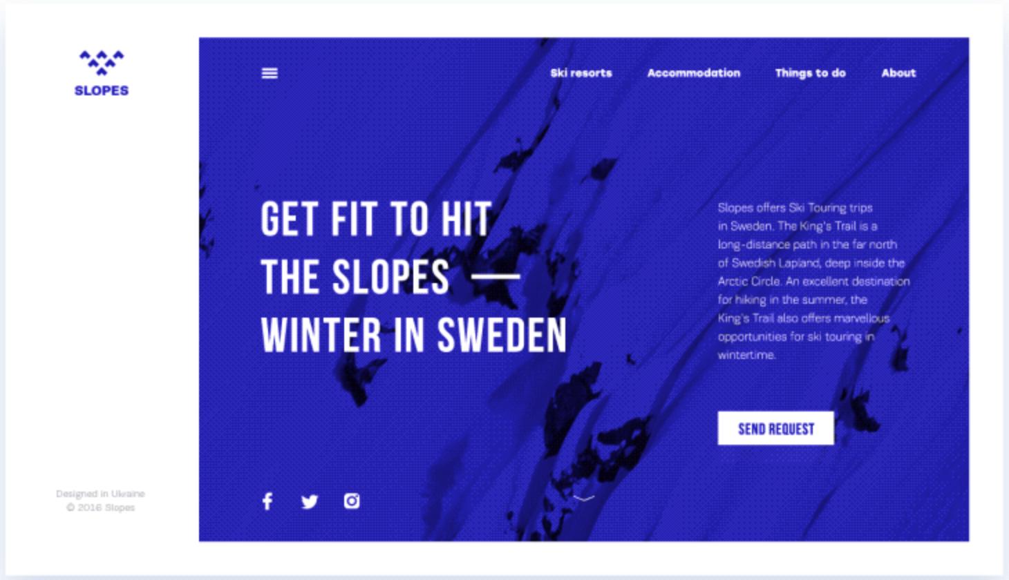 Tubik Studio团队设计的网站