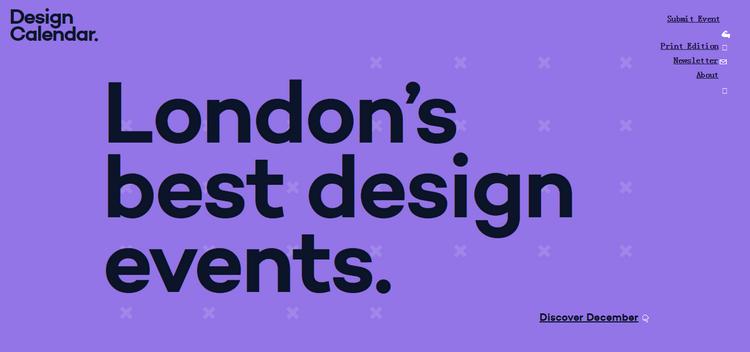 designcalendar网站设计